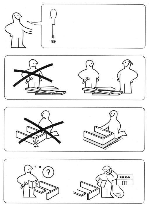 Omino dell'Ikea