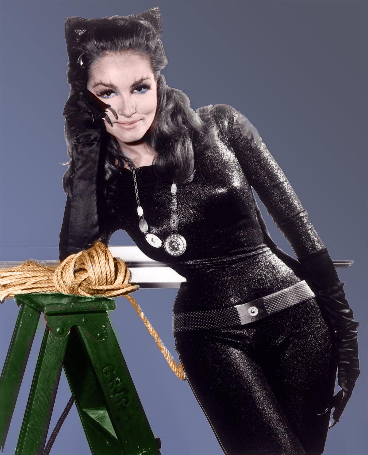 Batman Anni '60 - Catwoman