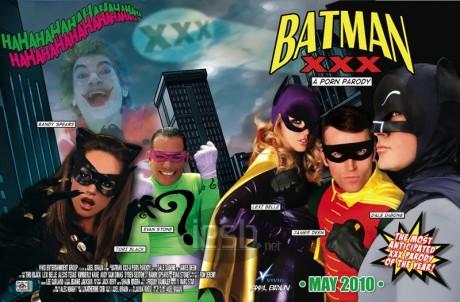 Batman XXX - A Porn Parody