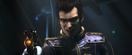 Capitan Harlock - Ezra