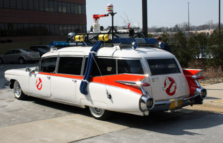 Ghostbusters - Ecto-1
