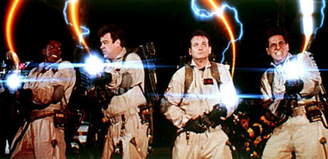 Ghostbusters - I flussi