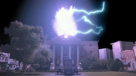 Ritorno Al Futuro - Il fulmine