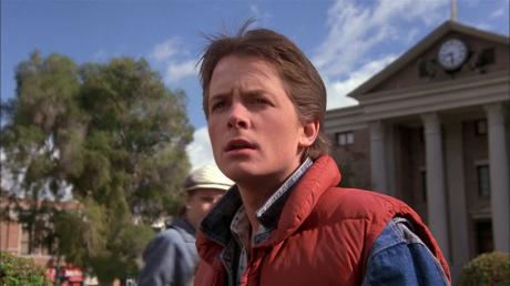 Ritorno Al Futuro - Marty McFly