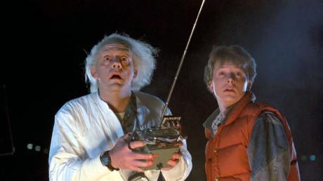 Ritorno Al Futuro - Marty e Doc