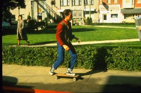 Ritorno Al Futuro - Skateboard