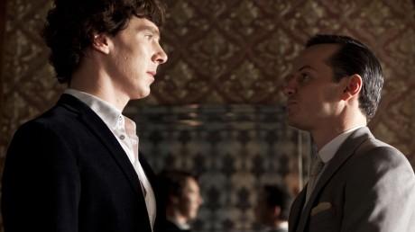 Sherlock - Faccia a faccia