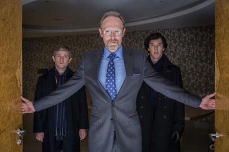 Sherlock - Magnussen