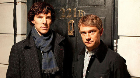 Sherlock - Sherlock e Watson