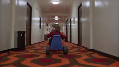 Shining - Danny in corridoio