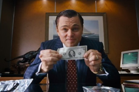 The Wolf Of Wall Street - I Soldi