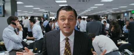 The Wolf Of Wall Street - Il quarto muro