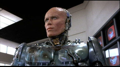 RoboCop - Peter Weller