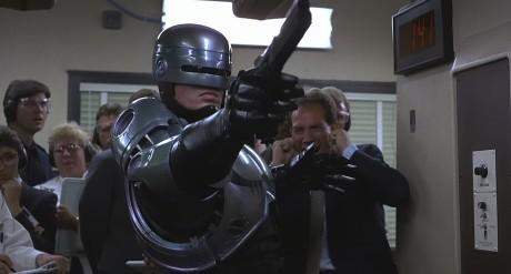 RoboCop - Pistola