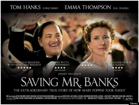 Saving M. Banks