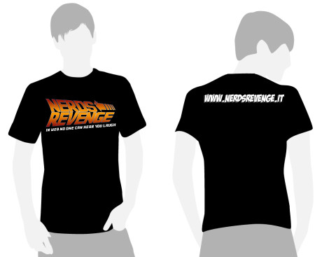 T-Shirt - Nerds' Revenge