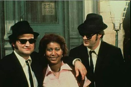 The Blues Brothers - Aretha Franklin