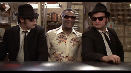 The Blues Brothers - Ray Charles