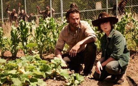 The Walking Dead - Gli allegri contadini