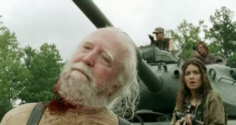 The Walking Dead - Hershel