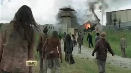 The Walking Dead - Prigione