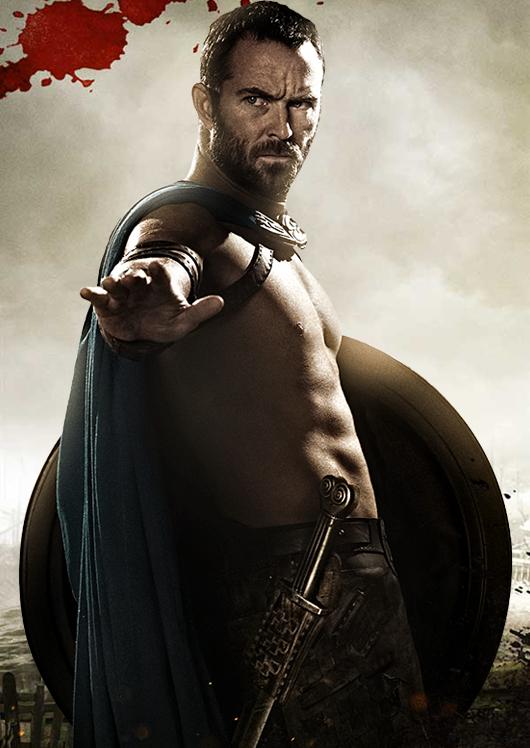 300 - L'Alba Di Un Impero - Temistocle