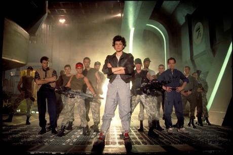 Aliens - Scontro Finale - Cast