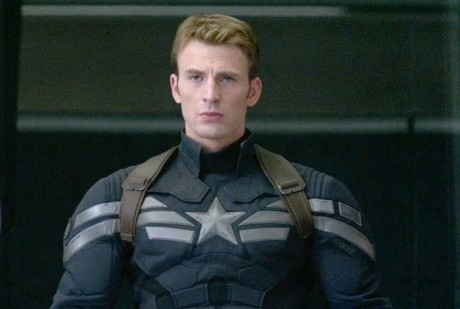 Captain America - The Winter Soldier - Chris Evans