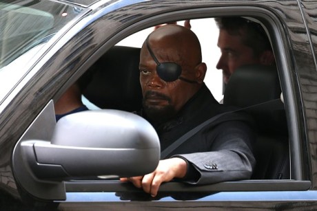 Captain America - The Winter Soldier - Nick Fury