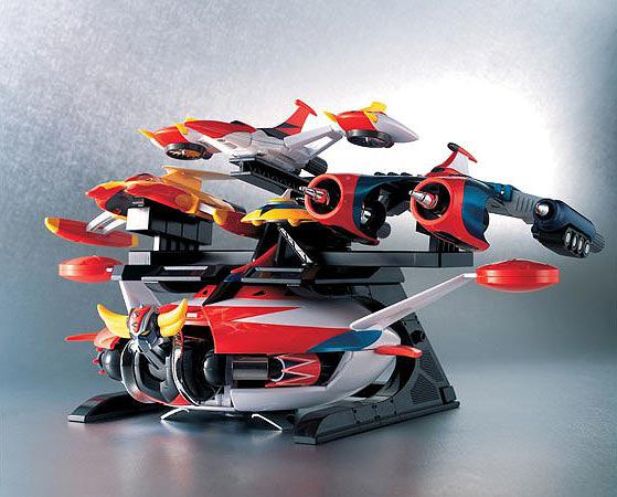 GX-04S Grandizer - montato
