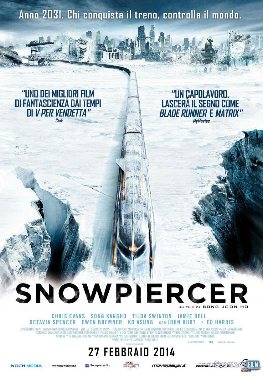 Snowpiecrcer