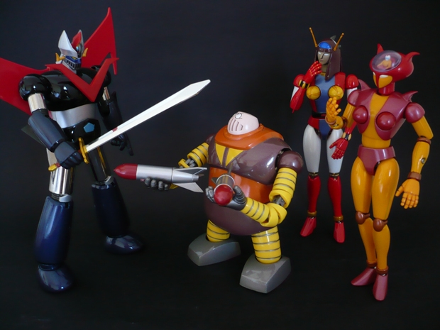 SoC - Mazinger Family