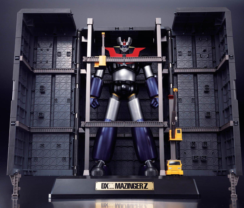 Soul of Chogokin - Mazinger Z DX - Hangar
