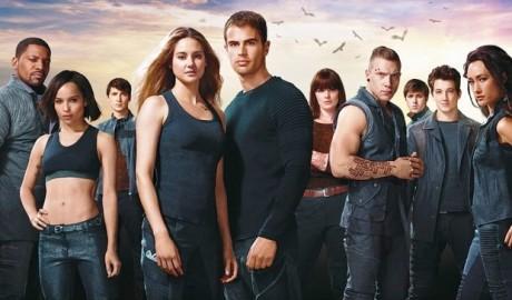 Divergent - Cast