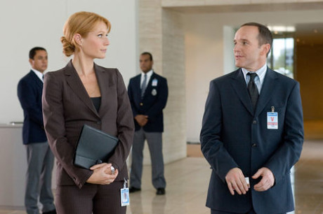 Iron Man 1 - Agente Coulson