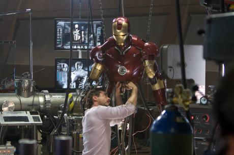 Iron Man 1 - Mark 3