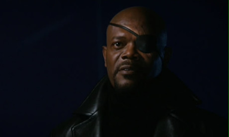 Iron Man 1 - Nick Fury