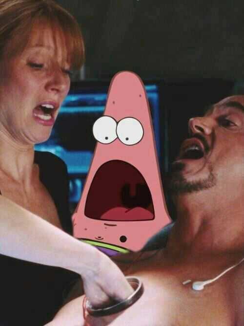 Iron Man 1 - Patrick