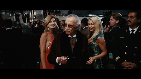 Iron Man 1 - Stan Lee