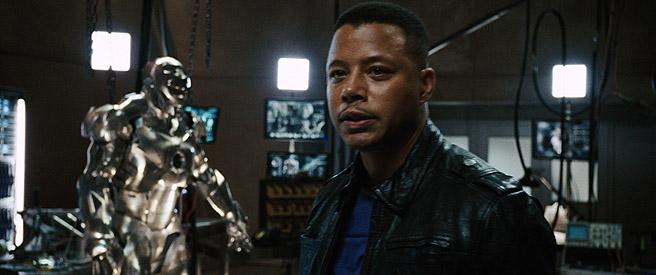 Iron Man 1 - War Machines