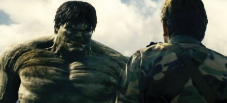 L'Incredibile Hulk - Blonsky e Hulk