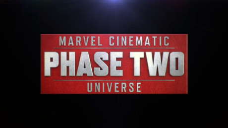 Marvel Cinematic Universe - Phase Two