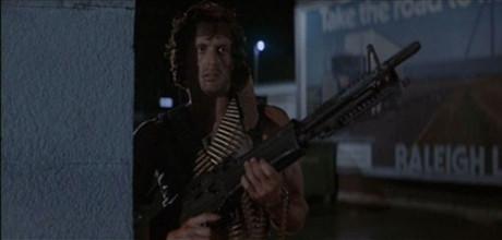 Rambo - Machismo