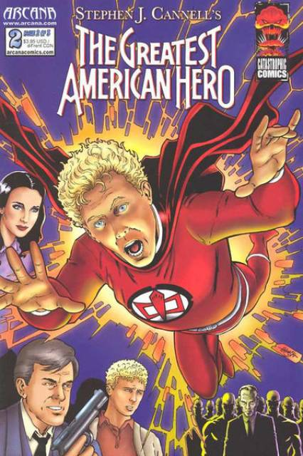 The Greatest American Hero - Comics