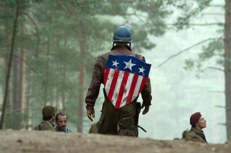 Captain America - Il Primo Vendicatore - Primo Scudo