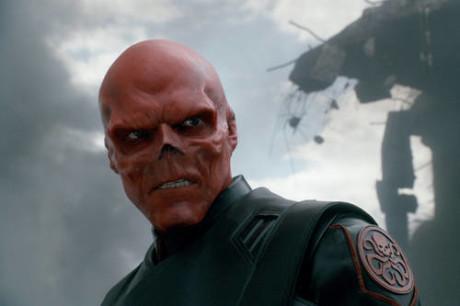 Captain America - Il Primo Vendicatore - Teschio Rosso