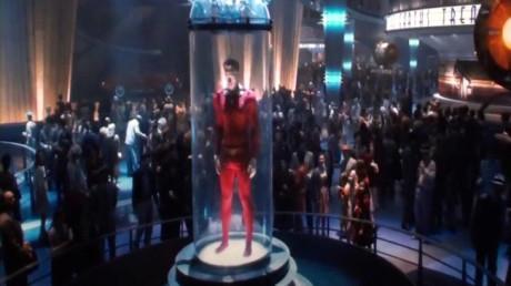 Captain America - Il Primo Vendicatore - Torcia Umana
