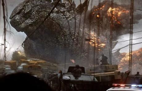 Godzilla - Golden Gate