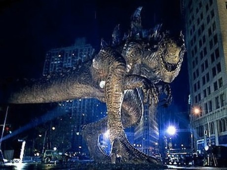 Godzilla di Roland Emmerich