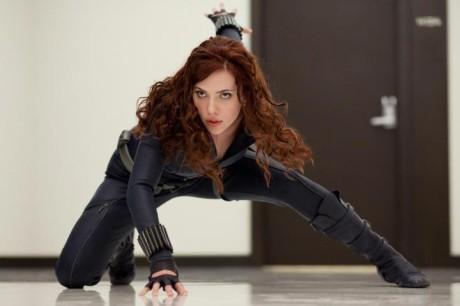 Iron Man 2 - Natasha Romanoff